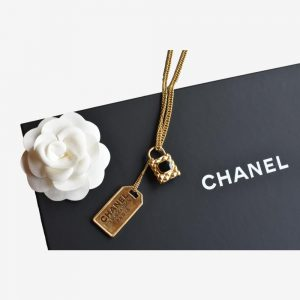 Chanel Necklace 2020 Cruise