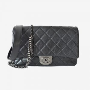 Chanel Double Carry Large Flap bag